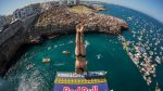 CLINIQUE FOR MEN @REDBULL CLIFF DIVING